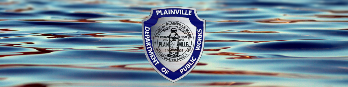 Town of Plainville Water Quality Report