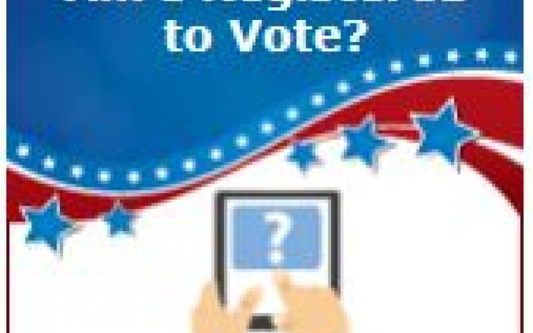am I registered to vote picture