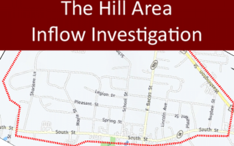 The Hill Area Inflow Investigation